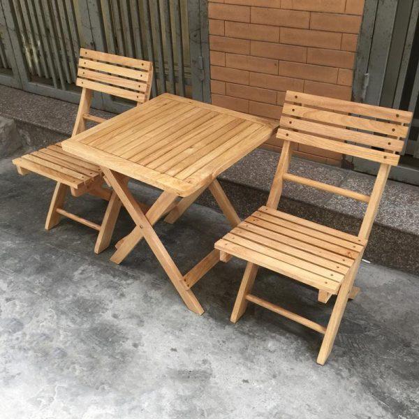 bàn ghế mini