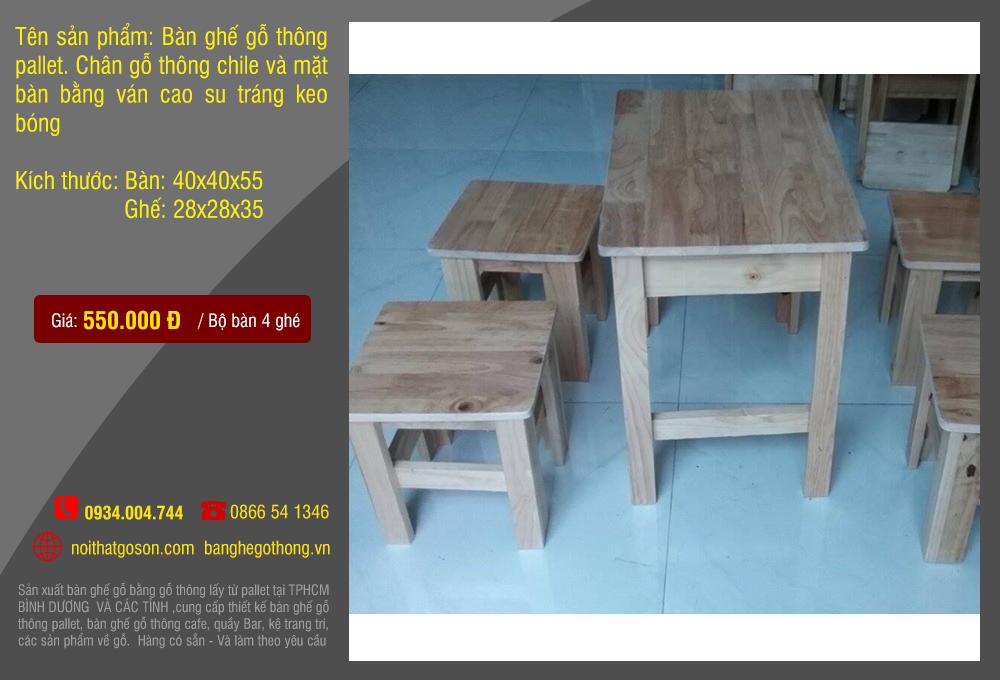 Bộ bàn ghế cafe giá rẻ tại thành phố Hồ Chí Minh