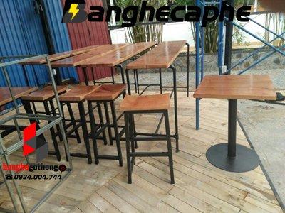 Xưởng sản xuất bàn ghế quán nhậu giá rẻ