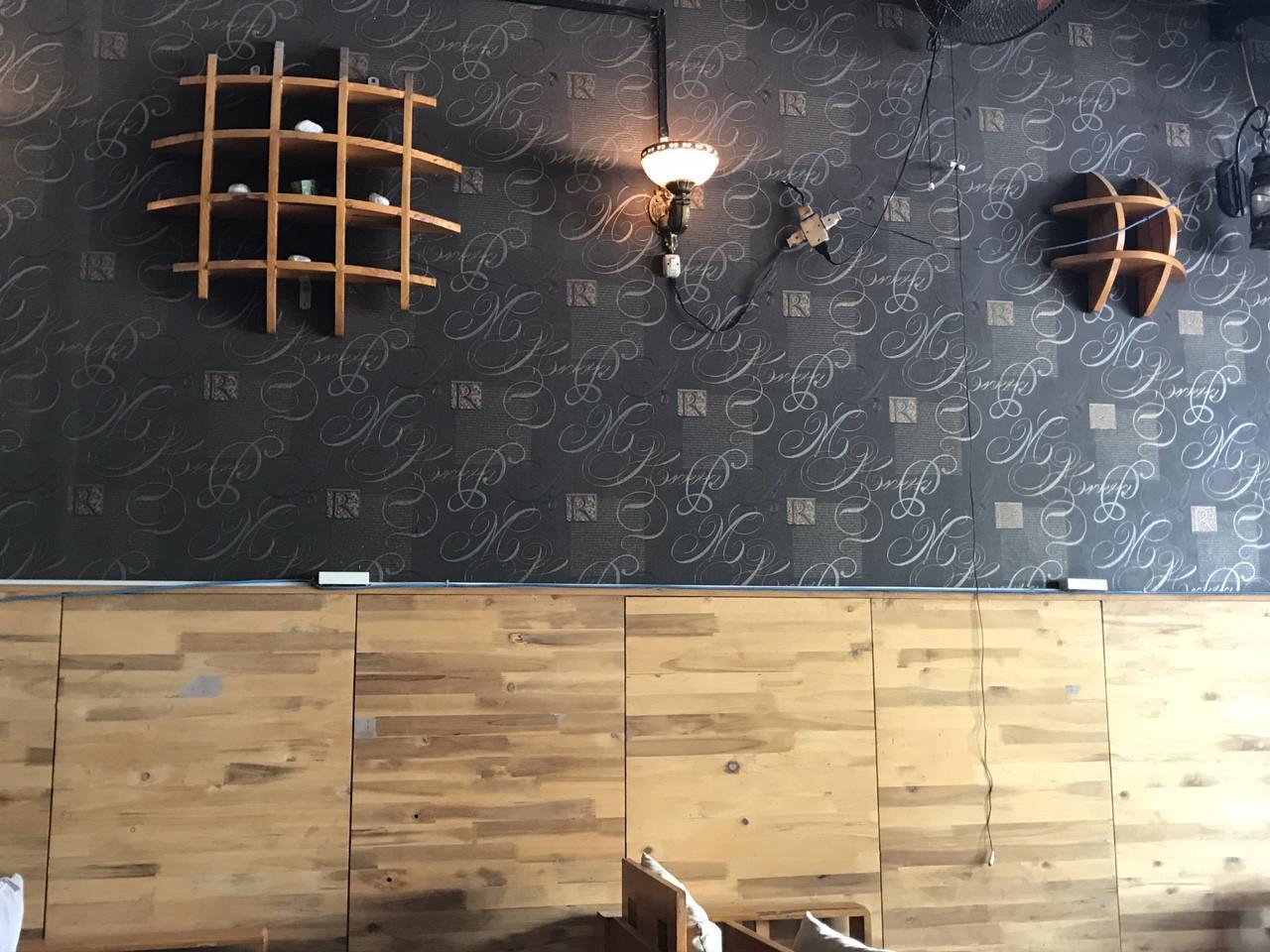 Bàn ghế cafe cho không gian đẹp